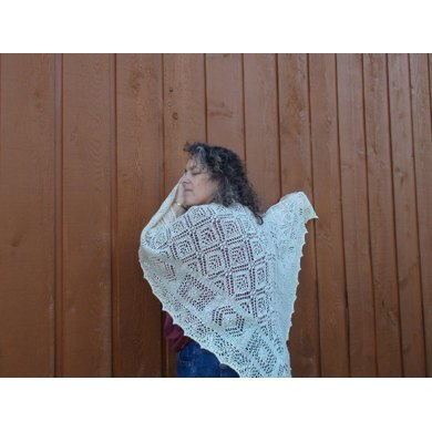 Create a Triangular Shawl