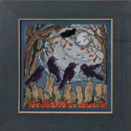 Mill Hill Ravens Cross Stitch Kit