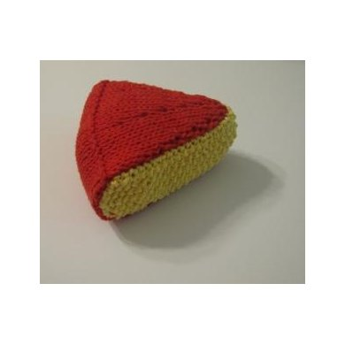 Knitkinz Mouse Cheese