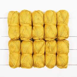 Sirdar Cotton DK Fields of Gold 10 Ball Value Pack