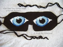 Eye See You Sleep Mask
