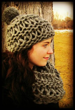 Dark Water Cowl & Hat