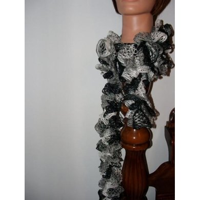 Ruffles and Frills Scarf