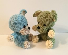 Knitkinz Puppy - for Your Office