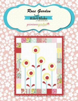 Riley Blake Rose Garden - Downloadable PDF