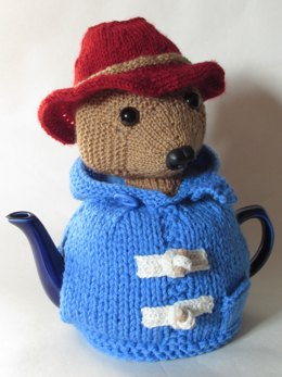 Paddington Bear Tea Cosy Knitting