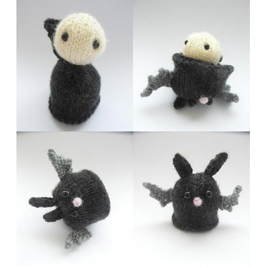 From Vlad to Bat (knitted version)