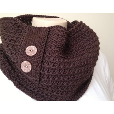 Chocolate Cowl