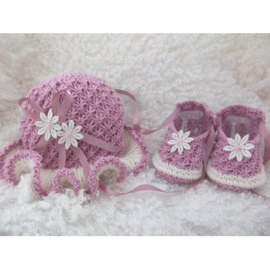 Hat and Shoe set