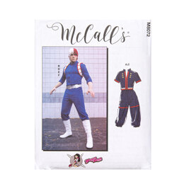 McCall's Misses' Costume M8072 - Sewing Pattern