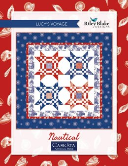 Riley Blake Lucy's Voyage - Downloadable PDF