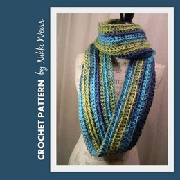 Charisma Infinity Scarf Cowl