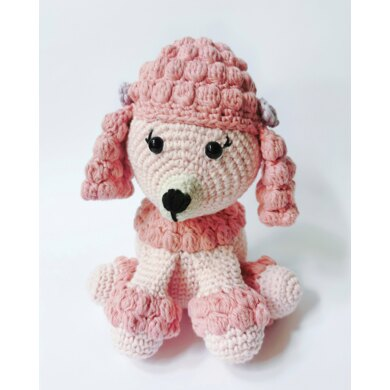Posy the Poodle