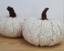 Chic Little Pumpkins