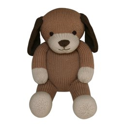Dog (Knit a Teddy)