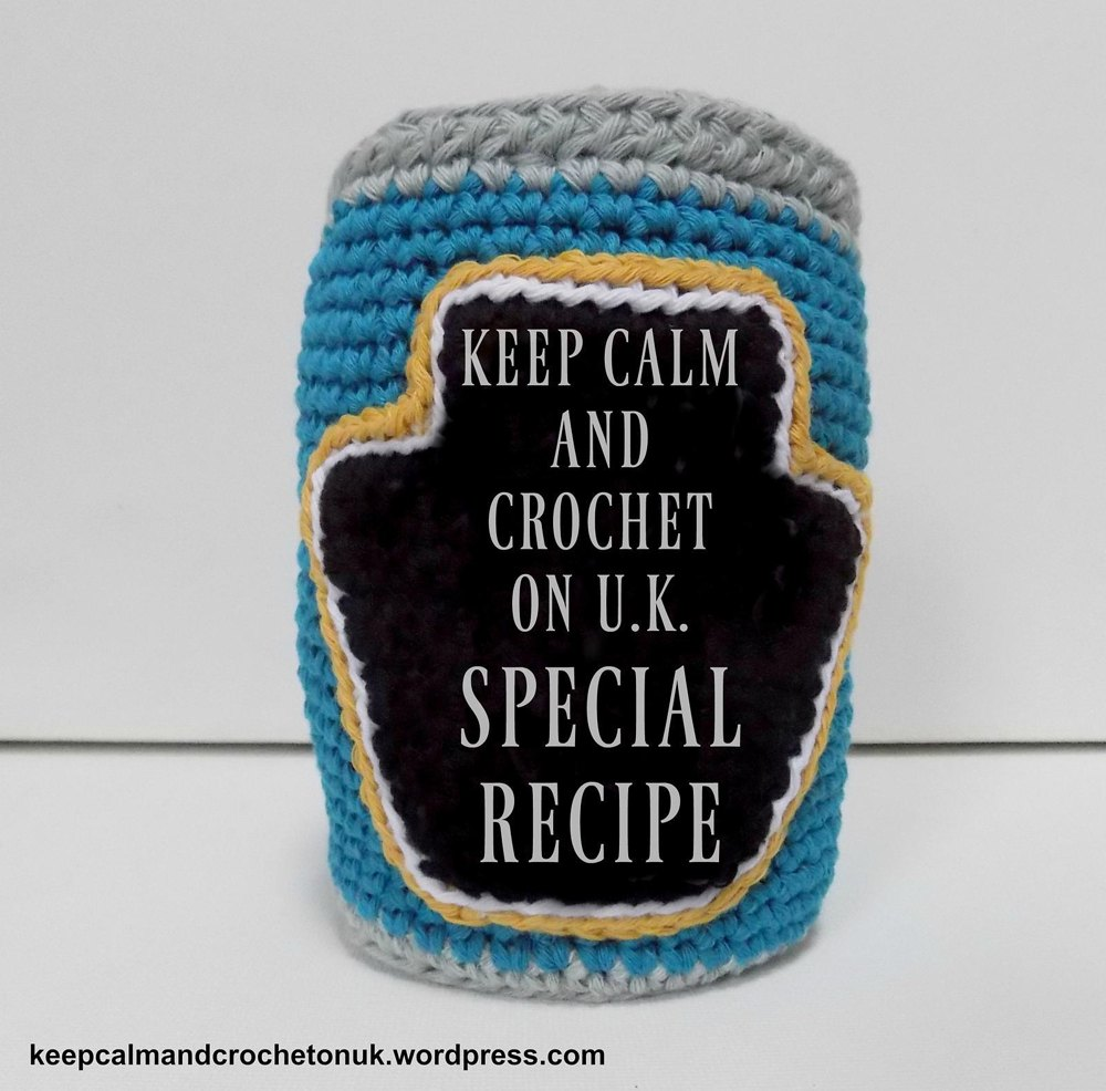 Amigurumi Tin Can Crochet Pattern By Keep Calm And Crochet