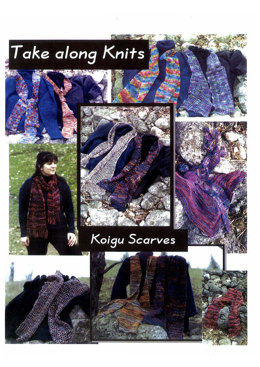 Koigu Scarves - Take Along Knits