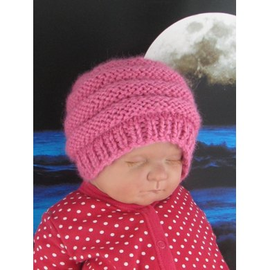 Baby Chunky Beehive Hat