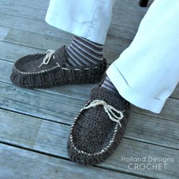 Awesome Mens Moccasins