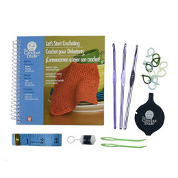 The Crochet Dude Beginner Kit