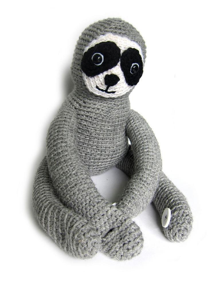 Sura The Sloth Crochet Pattern By Stacey Trock Crochet