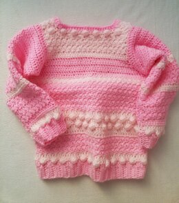 THE DENISE BABY SWEATER