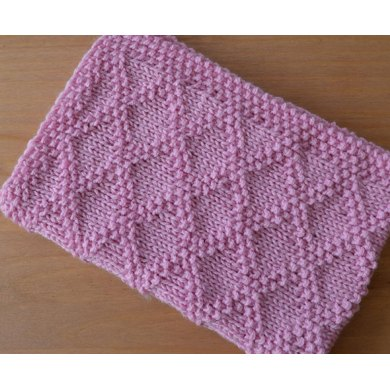 Diamonds Baby Blanket