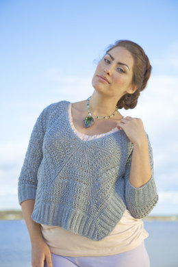 Kaver Sweater in Berroco Captiva - NGv10-6