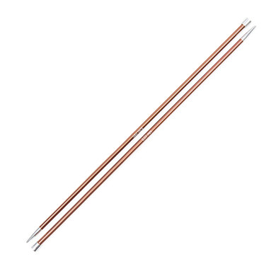 "KnitPro Zing Single Pointed Needles 35cm (14"") (1 Pair)"