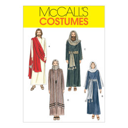 McCall's Easter Costumes M2060 - Sewing Pattern