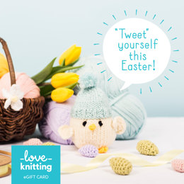 LoveKnitting eGift Card - Easter
