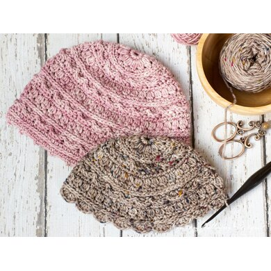 Layer Cake Lace Beanie