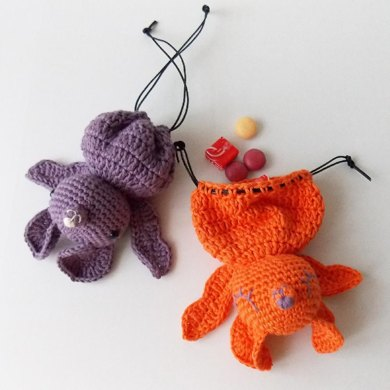 Lexie The Bat - Amigurumi Goodie Bag Pattern Crochet ...