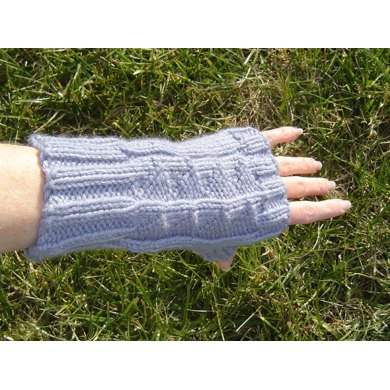 Dragon's Teeth Mitts