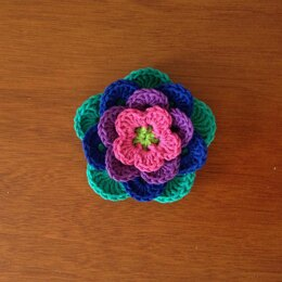 Four Layer Flower