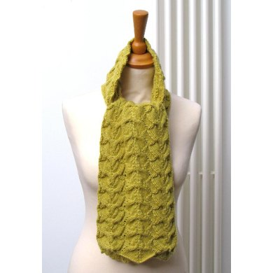 Uppandoon Cable Scarf