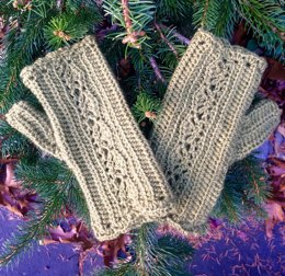 Old Forest Mitts Forest Mitts