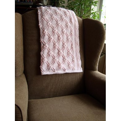 Estonian Princess Baby Blanket