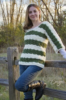Pam's Pullover (Adult)