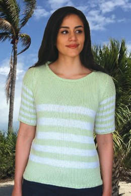 Sanibel Tee to Knit