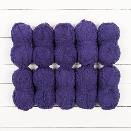 Sirdar Snuggly Snowflake Chunky 10 Ball Value Pack