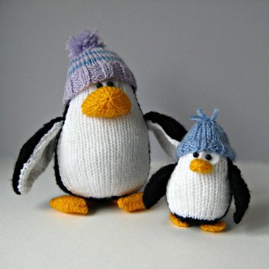 Bobble and Bubble Penguins