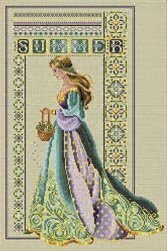 Lavender And Lace LL056 - Celtic Summer Chart - 962630 -  Leaflet