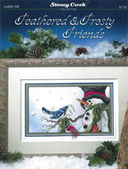 Stoney Creek Feathered & Frosty Friends - SCL326 -  Leaflet