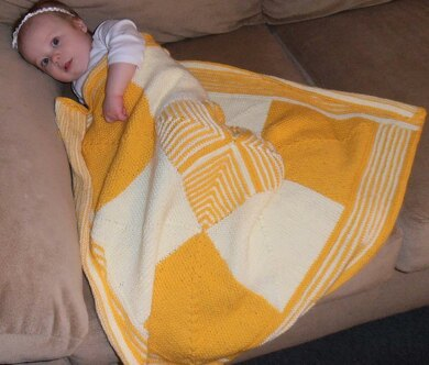 Buttercup Baby Blanket