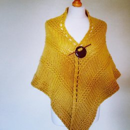 The Enormous Triangle Ponshawl