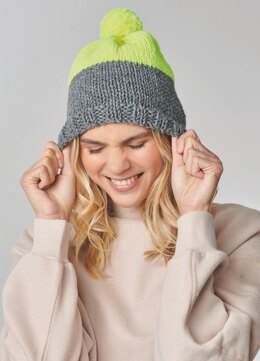 Brita Hat in Schachenmayr Boston - S10701 - Downloadable PDF
