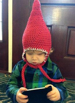 Gnome or Pixie Hat