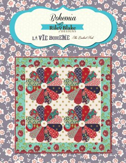 Riley Blake Bohemia Quilt - Downloadable PDF