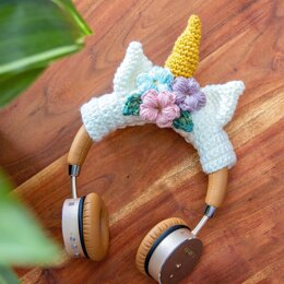 Unicorn Headphone Wrap